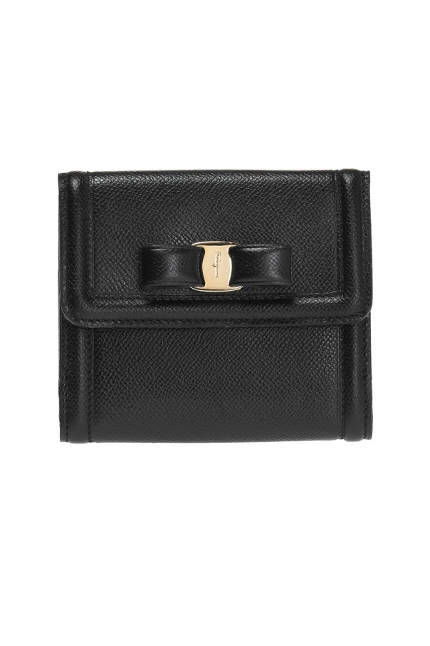 Salvatore Ferragamo 'Vara' leather wallet